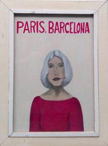 Paris-Barcelona-Inspiración Barcelona, joseValenciart