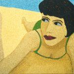 El_brazo_de_mi_amigo_josevalenciart_arte_en_barcelona_artista_figurativo