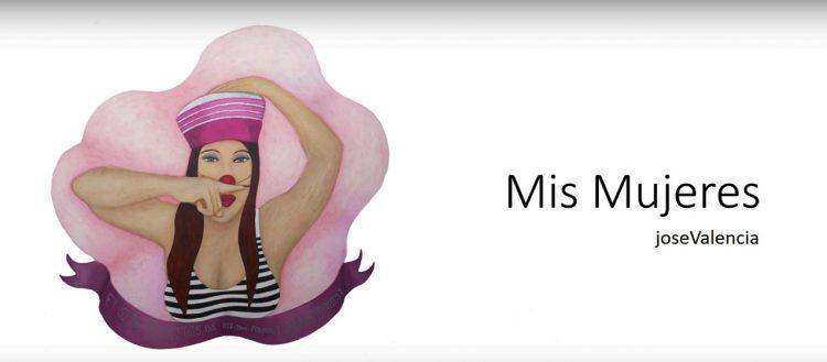 Pintor figurativo, figurative paintings de Barcelona josevalenciART Media