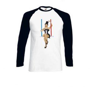 T-shirt_camiseta_voila_josevalenciart_arte_en_barcelona_pintor_figurtivo
