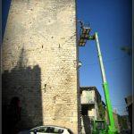 Decoración_Instalaciones La_tour_de_guet_Tresques_josevalenciart_arte_en_barcelona_pintor_figurativo